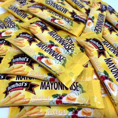 Sauce mayonnaise nawhal s 10g le lot de 32