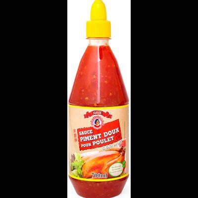 Sauce piment doux pour poulet 700 ml suree