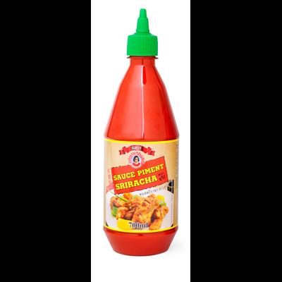 Sauce piment sriracha 700 ml suree
