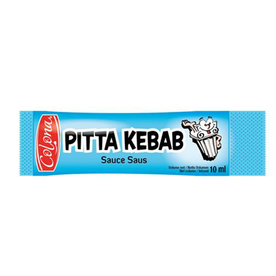 Sauce pitta 500 x sachet 10 ml colona