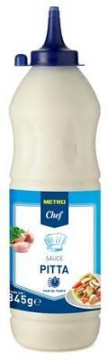 Sauce pitta 845 g metro chef pour professionnel
