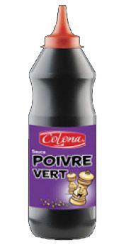 Sauce poivre vert 950 ml colona 1