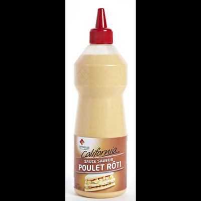 Sauce poulet roti california 950 ml lesieur