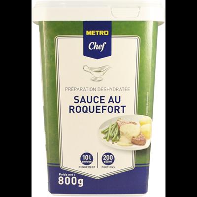 Sauce roquefort 800 g metro chef