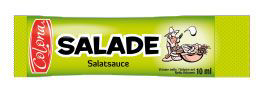 Sauce salade 10 ml colonavendu a l unite