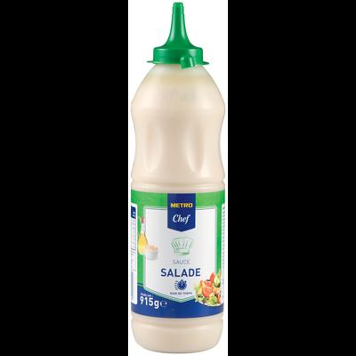 Sauce salade 915 g metro chef