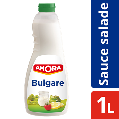 Sauce salade et sandwich bulgare 1 l amora