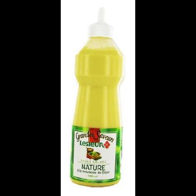 Sauce salade grandes sauveurs nature 960 ml lesieur