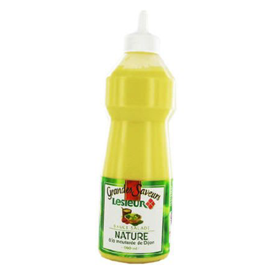 Sauce salade grandes saveurs nature 960 ml lesieur