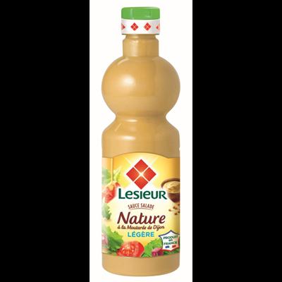 Sauce salade nature legere 500 ml lesieur