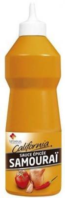 Sauce samourai california 950 ml lesieur pour professionnels