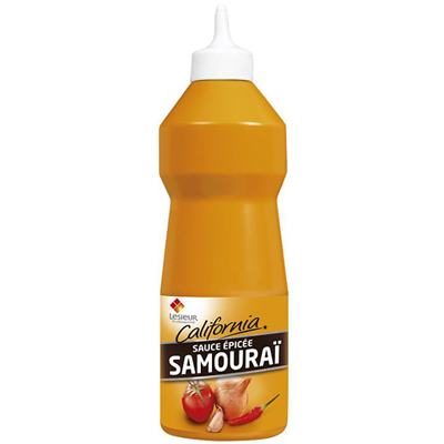 Sauce samourai california 950 ml lesieur