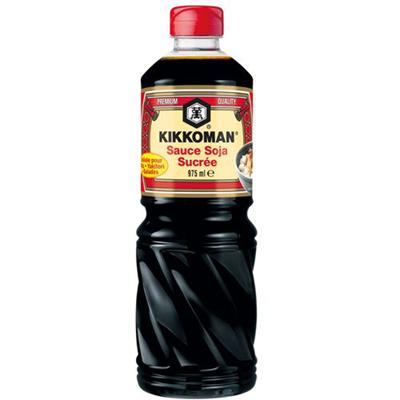 Sauce soja sucree 975 ml kikkoman