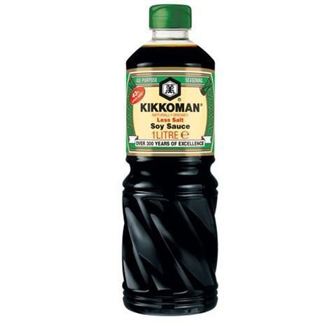 Sauce soja trs 1 l kikkoman pour bureau