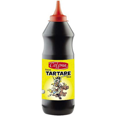Sauce tartare 950 ml colona 1