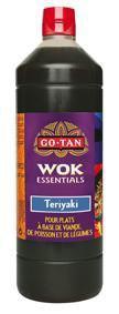 Sauce teriyaki 1l pour bureau
