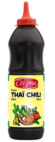 Sauce thai chili colona 950 ml pour bureau