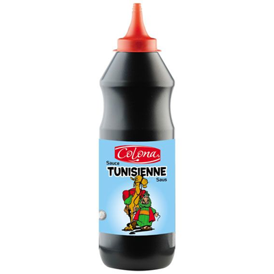 Sauce tunisienne 950 ml colona 1