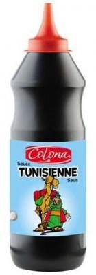 Sauce tunisienne 950 ml colona pour professionnels