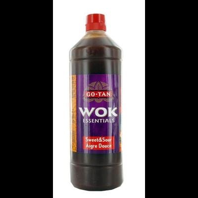 Sauce wok aigre douce 1 l go tan
