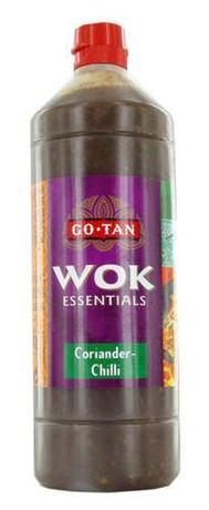 Sauce wok coriandre go tan 1 l pout bureau