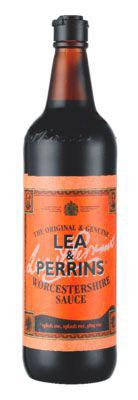 Sauce worcestershire 568 ml lea perrins