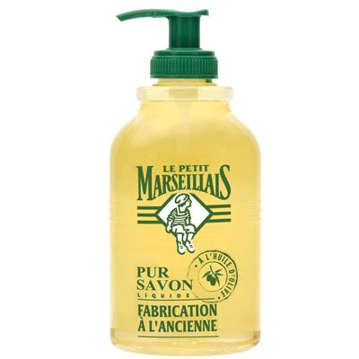 Savon liquide huile d olive 300 ml le petit marseillais