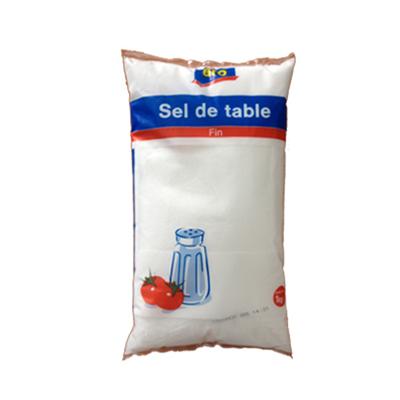 Sel de table fin 1 kg aro