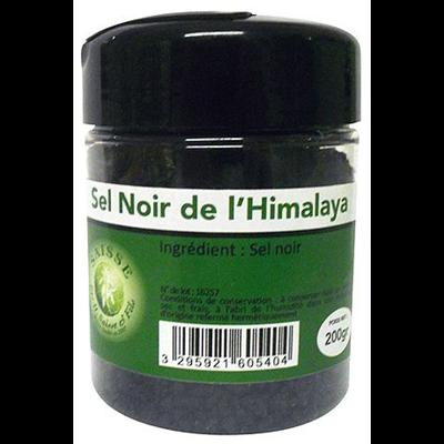Sel noir de l himalaya 200 g 1