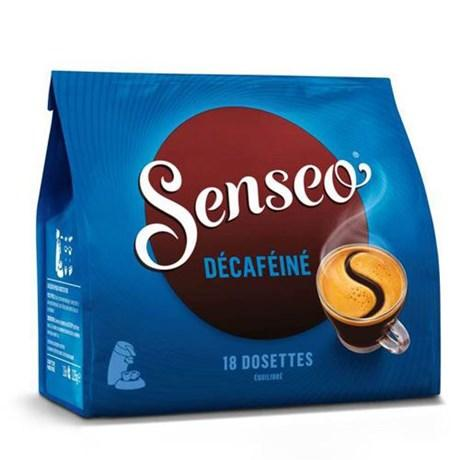 Senseo decafeine 18 dosettes pour professionnels