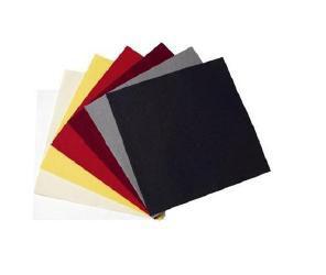Serviette jetable 2 plis ouate bordeaux h 40 x l 40 cm x 250