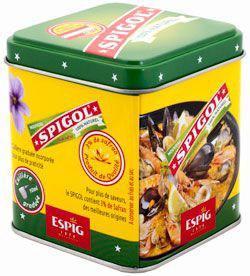 Spigol 100 naturel 100 g pour bureau