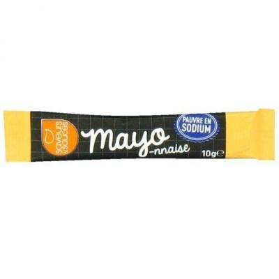 Sticket s mayonnaise 10 g saveurs et sauces