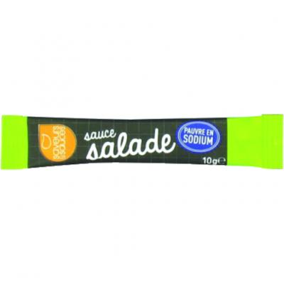 Sticket s sauce salade 10 g saveurs et sauces