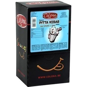 Sticks de sauce pitta kebab 150x10 ml