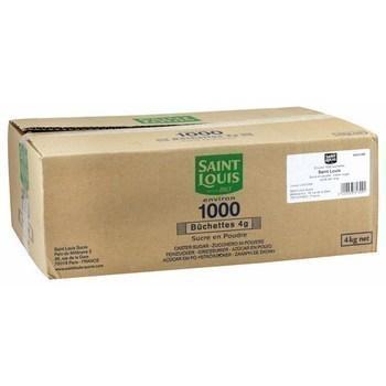 Sucre en poudre 1000x4 g