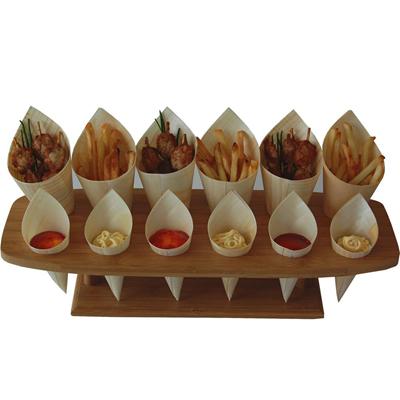 Support 100 cones 13 et 18 cm
