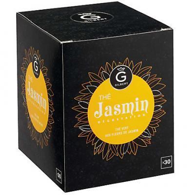 The au jasmin 30 sachets cevennes terroir colis gastronomiques