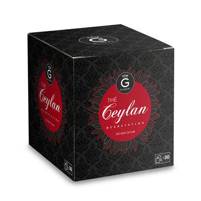 The ceylan 30 sachets gilbert