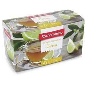 The citron 25 sachets 40 g rochambeau pour professionnels
