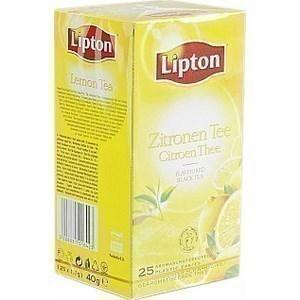 The citron la boite de 25 sachets