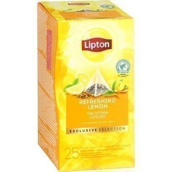 The citron refreshing lemon 25x1 7 g