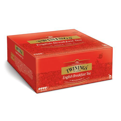 The english breakfast 100 sachets twinings 1