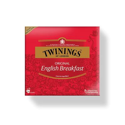 The english breakfast 50 sachets twinings 1
