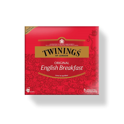 The english breakfast 50 sachets twinings 1