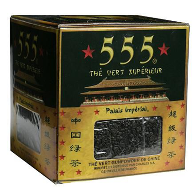 The vert de chine special gunpowder 1 kg 557