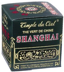 The vert de chine special gunpowder 500 g temple du ciel