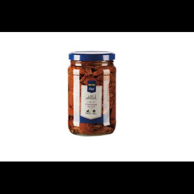 Tomates sechees a l huile 1 7 l metro chef