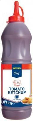 Tomato ketchup 1070 g metro chef pour bureau