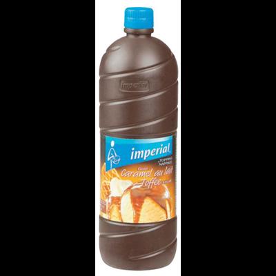 Topping caramel au lait imperial 1 l 2